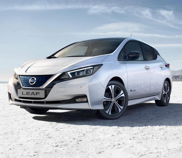 Nissan Leaf 3.Zero 62kWh
